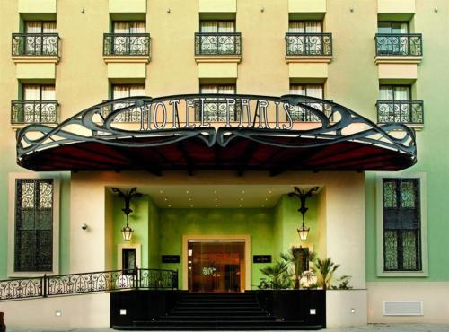 Hotel Paris Concorde - tunis - booking - hébergement