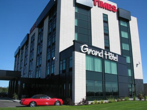 Grand Times Hotel Photo