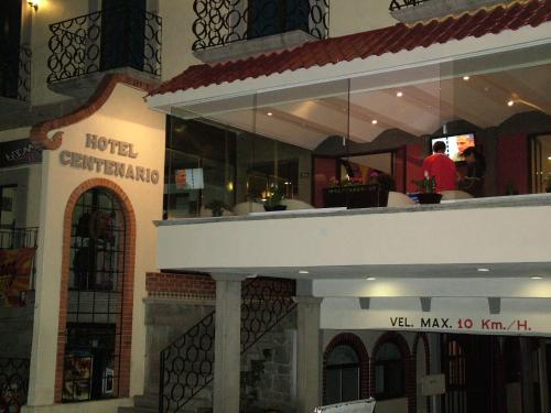 Hotel Centenario de Huamantla Photo