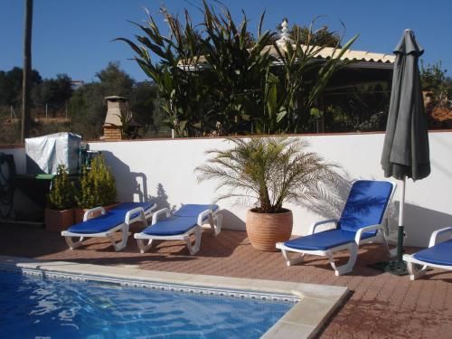 holidays algarve vacations Alcantarilha Villa Savalei