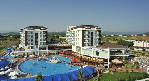 Kızılot Cenger Beach Resort Spa phone number