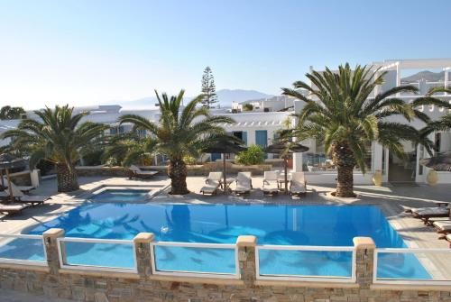 Petinaros Hotel - Mykonos city Greece