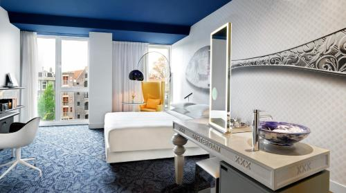 Andaz Amsterdam Prinsengracht, Amsterdam, Netherlands, picture 10