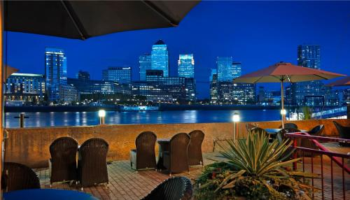 Hilton London Docklands in South east london from £90