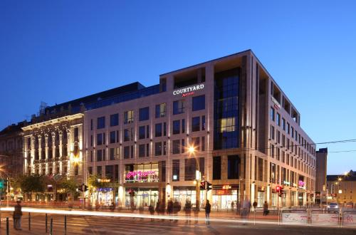 Courtyard by Marriott Budapest City Center photo 35