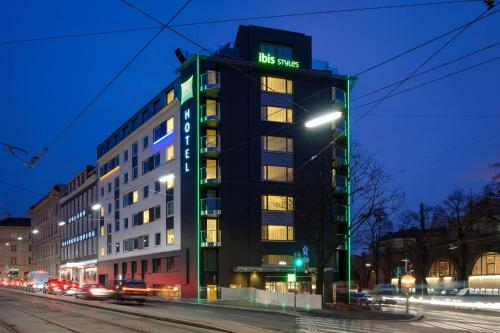 Ibis Styles Wien City impression