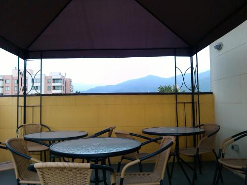 Hostal Barrio Italia Photo