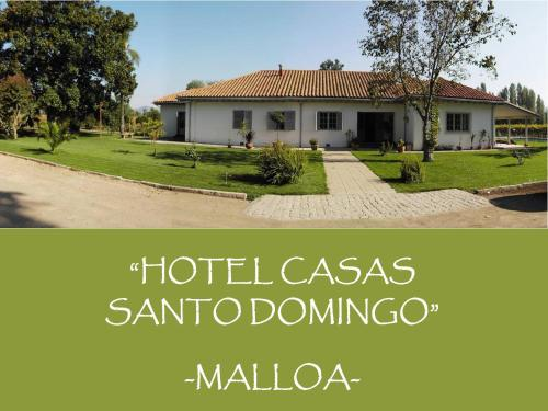 Hotel Casas Santo Domingo Photo