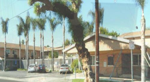 Hyland Motel Van Nuys Photo
