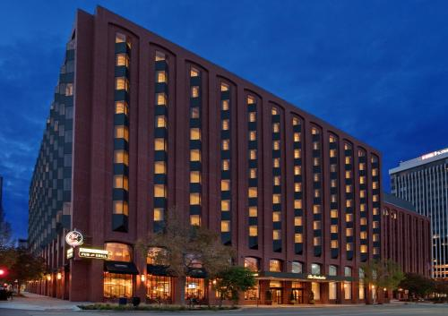 The Lincoln Marriott Cornhusker Hotel photo