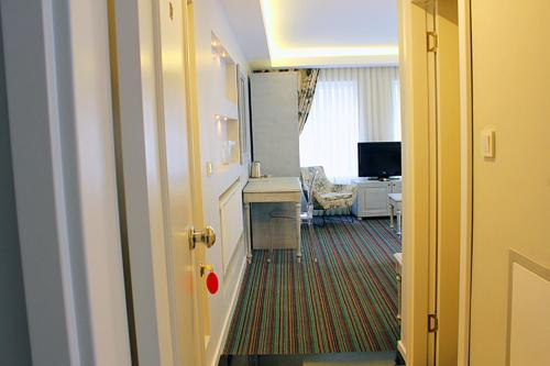 Hotel ibba suit em istambul rumbo for Taksim santa lucia hotel
