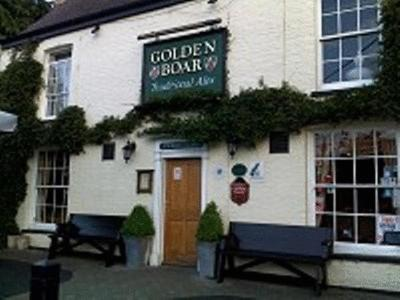 The Golden Boar Inn