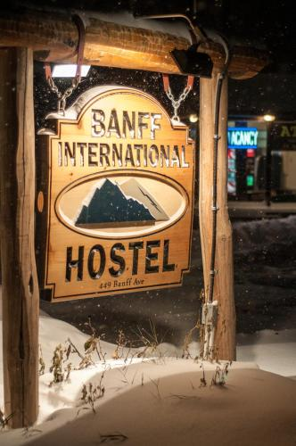Banff International Hostel Photo