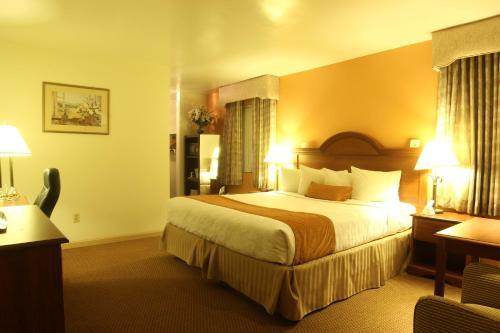 Best Western Plus Inn - Merced, CA 95341