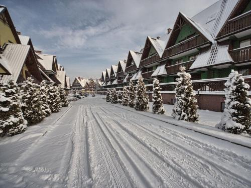 VISITzakopane Rainbow Apartments, Закопане