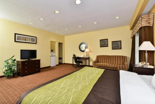 Comfort Inn and Suites Joplin Photo