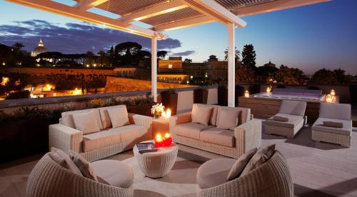Gran Melia Rome – The Leading Hotels of the World photo 34