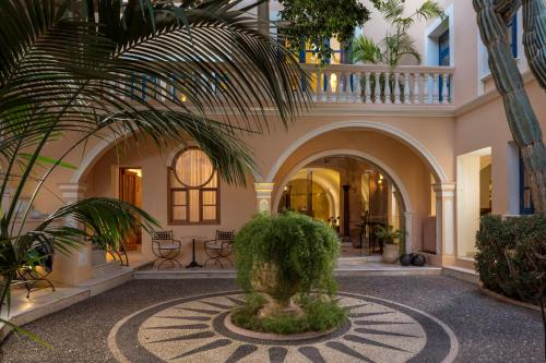 Casa Delfino Hotel & Spa in chania - 5 star hotel