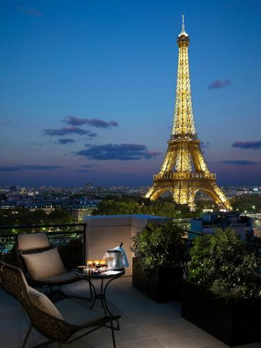 Shangri-La Hotel, Paris photo 41