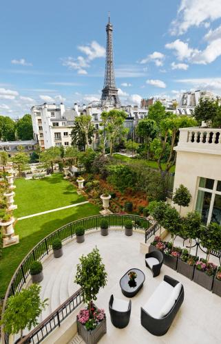 Shangri-La Hotel, Paris photo 52