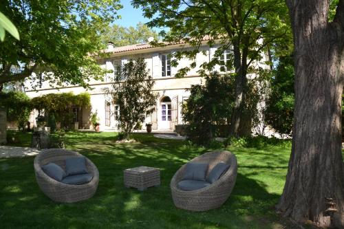 Mas de Capelou B&B - avignon - booking - hébergement