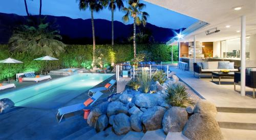 Palms Springs Luxury Estate - Palm Springs, CA 92262
