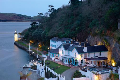 Image of The Portmeirion Hotel & Castell Deudraeth