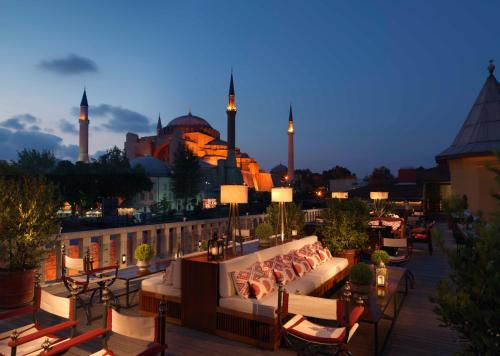 Four Seasons Hotel Istanbul at Sultanahmet photo 57