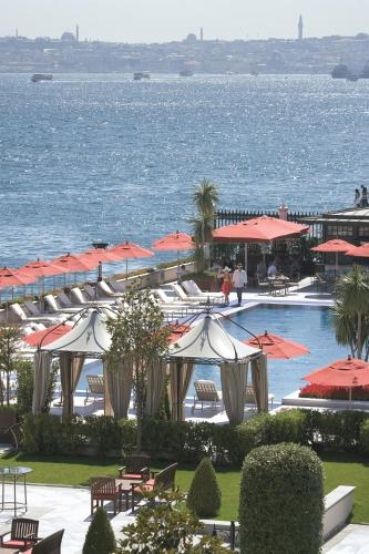 Four Seasons Hotel Istanbul at the Bosphorus photo 21