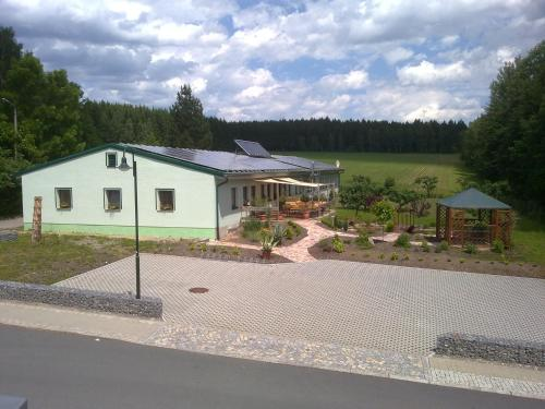 Гостевой дом «Landpension Wandersruh», Langenberg