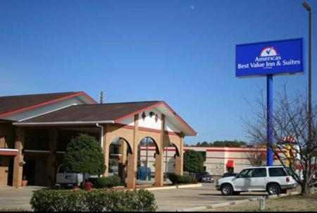 Americas Best Value Inn & Suites Stockbridge-atlanta