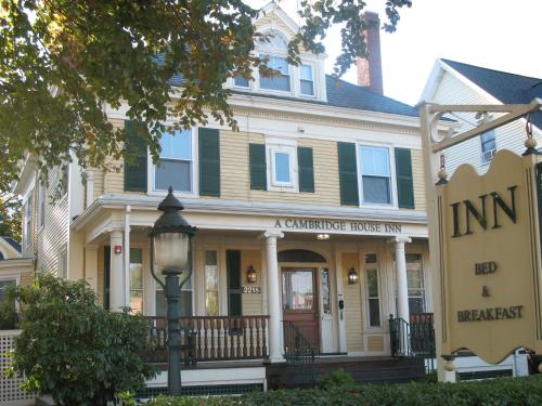 A Cambridge House Bed & Breakfast Inn Photo