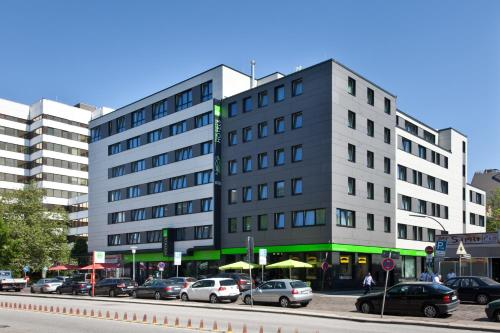 Novum Style Hotel Hamburg Centrum photo 43