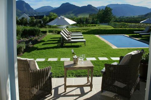 La Cabriere Country House Photo