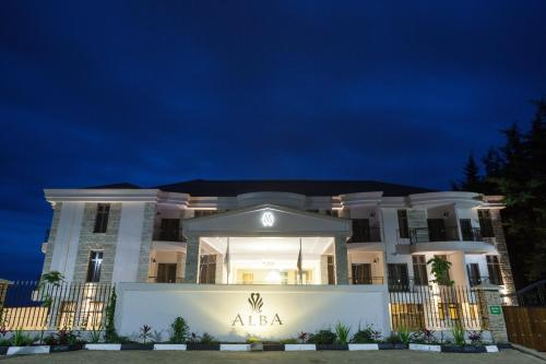 Alba Hotel Meru Photo