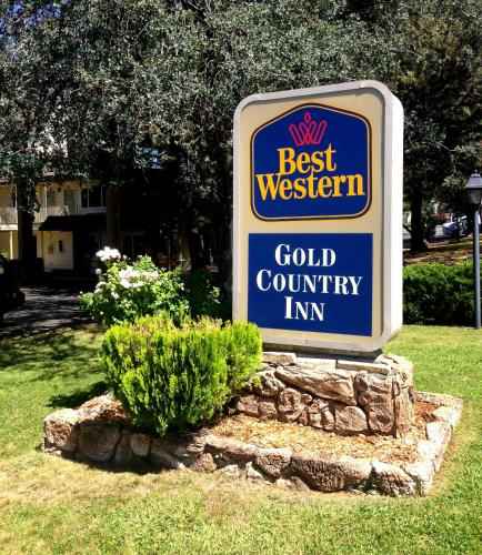 Best Western Gold Country Inn - Grass Valley, CA 95945