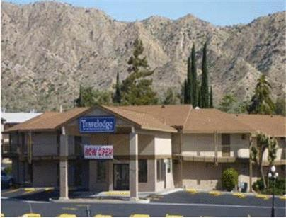 Foto de Travelodge Inn and Suites Yucca Valley/Joshua Tree National Park