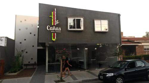Cañas Suites Urbanas Photo