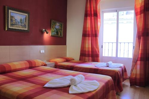 Hostal Tijcal I - madrid -