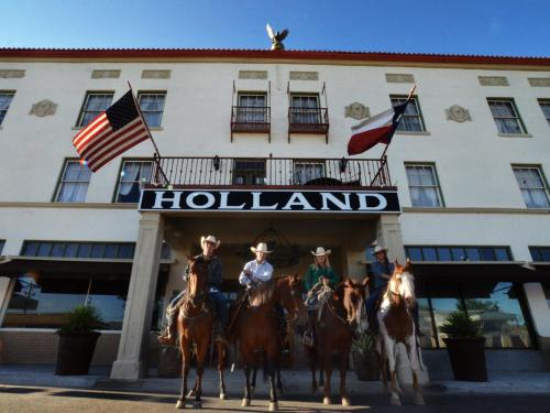 The Holland Hotel