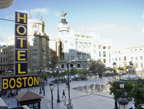 Hotel Boston, Cordoba