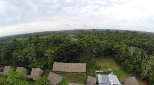 Amazon Camp Lodge Photo