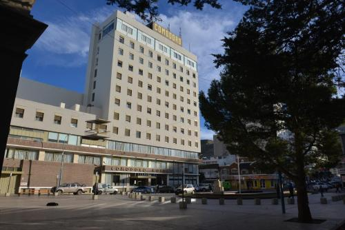 Comodoro Hotel Photo