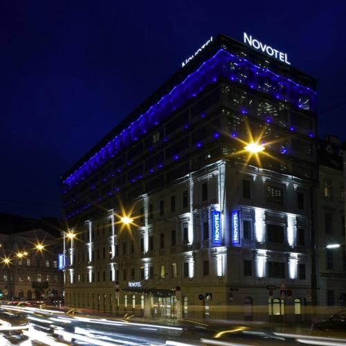 Novotel Wien City impression