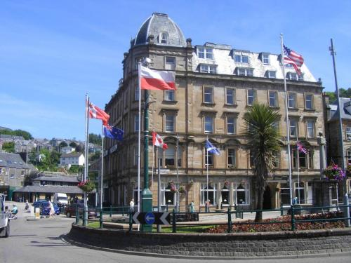 The Royal Hotel, green hotel in Oban, United Kingdom