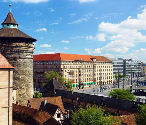 ibis nuernberg hauptbahnhof altstadt und engere innenstadt book your hotel with viamichelin. Black Bedroom Furniture Sets. Home Design Ideas
