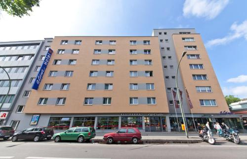 Novum Hotel Aldea Berlin Centrum photo 23
