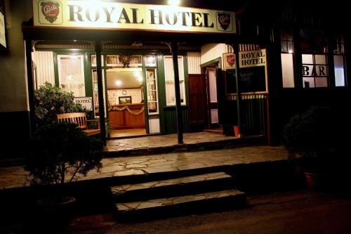 The Royal Hotel Pilgrims Rest Photo