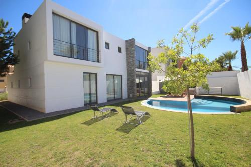 holidays algarve vacations Alvor Villa Alemao by amcf