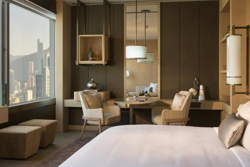 Renaissance Hong Kong Harbour View Hotel, A Marriott Luxury & Lifestyle Hotel photo 40